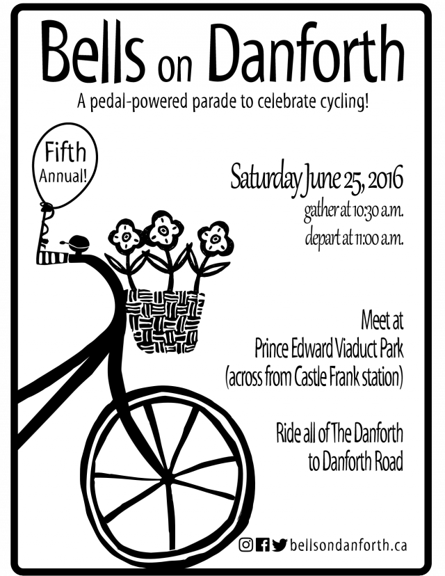 Bells on Danforth Poster